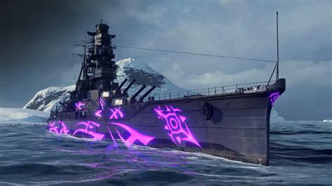 world  warships   fancy anime ships
