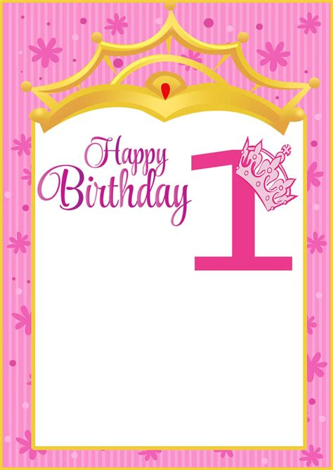 birthday invitation card template pdf how you can make birthday invitations special