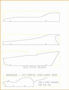 11 pinewood derby templates cashier resume With free pinewood derby templates printable