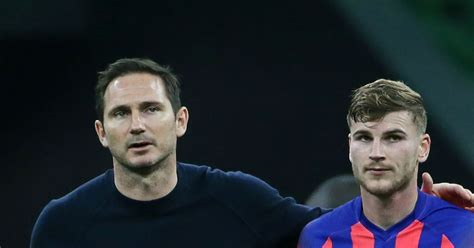 Timo Werner opens up on Frank Lampard problem amid return ...