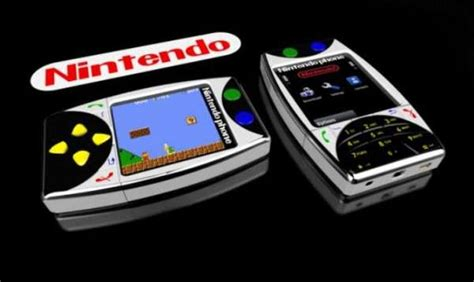 nintendo phone retro gamer phones nintendo phone