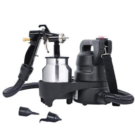 1000ml Electric Hvlp Air Spray Gun Kit 450w Paint Sprayer