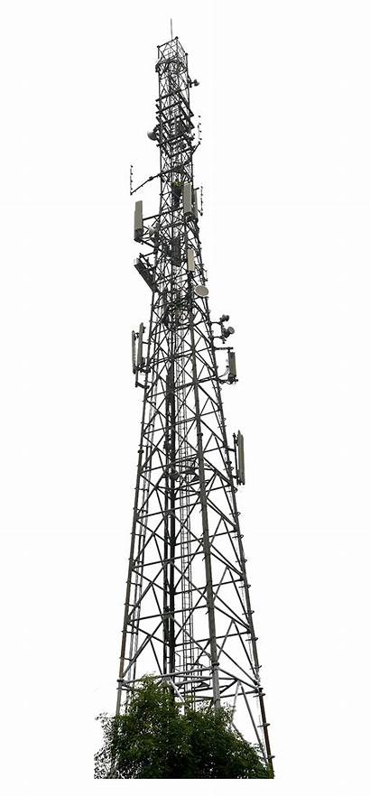 Tower Cell Transparent