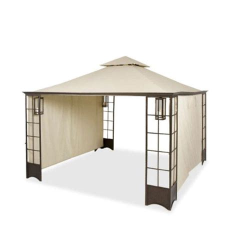 home depot trellis gazebo replacement canopy garden winds