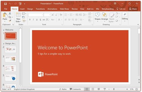 How To Set Up A Powerpoint Template by Setting Up Your Microsoft Powerpoint Presentations For