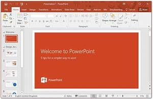 setting up your microsoft powerpoint presentations for With setting up a powerpoint template