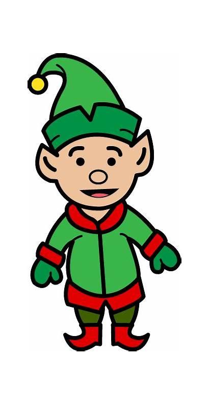 Elf Fmla Holiday Santa Head Rudolph Side