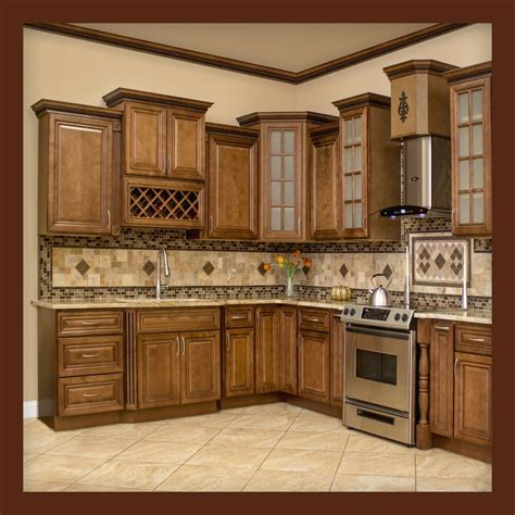 unfinished maple cabinets all solid wood kitchen cabinets geneva 10x10 rta ebay