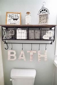 bathroom wall hangings 25+ best ideas about Bathroom Wall Decor on Pinterest ...