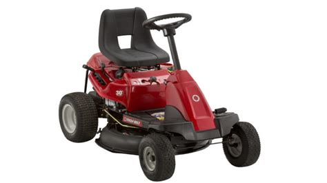 small lawn mowers the best of the small zero turn mowers is a troy bilt