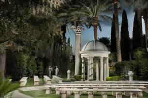 las vegas outdoor weddings caesars palace wedding chapels las vegas venus garden imagine studios