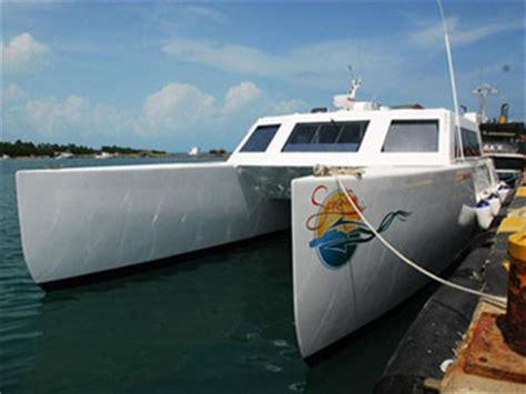 Catamaran San Andres by Advice On Boats Flights To Providencia San Andres