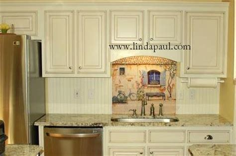 provincial kitchen tiles country kitchen backsplash tiles wall murals 3651