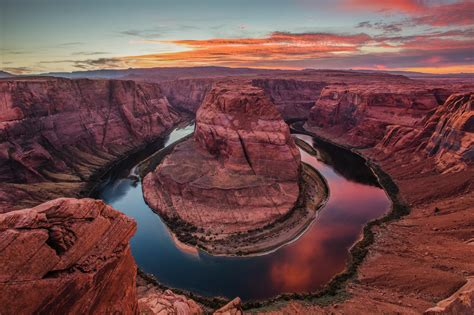 Horseshoe Bend Hdr  Pt2  Raw Preperation And Hdr Export