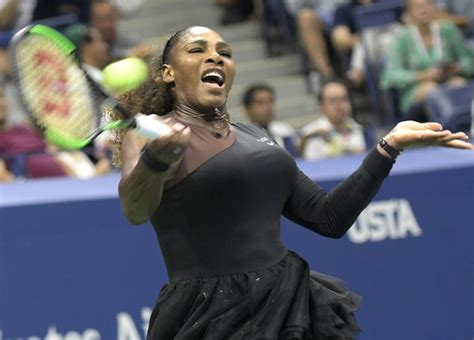 Mark Edwards Serena Not Wrong In Racism Sex Charges
