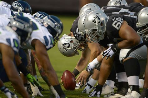 oakland raiders  seattle seahawks preview