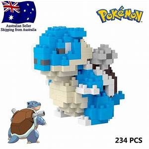 Pokémon Go 9x pokemon blocks Lno SET BLOCK