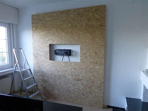 Tv In Wand Versenken by Styropor Wand Steinoptik Wand Styropor Aufdringlich Auf