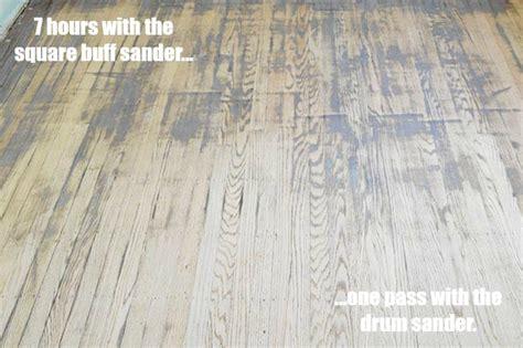 square buff floor sander vs drum sander floor refinishing lesson 1 s big idea