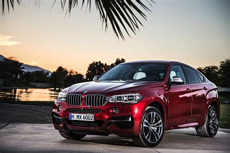 2016 Bmw F16 X6 Unveiled In All Its Glory