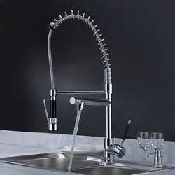 Antique Bronze Kitchen Faucet