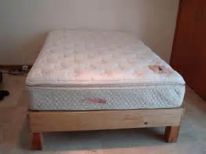 Full Size Mattress Bed Frame