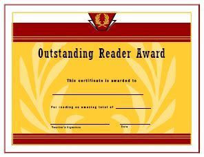 Outstanding Reader Award   Freeology