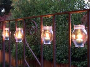 diy lighting fixture designs for the backyard