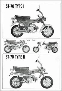 82 best images about honda vintage posters dax monkey on With honda 70 trail bike