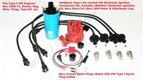 Electronic Ignition + Beru Coil Cap