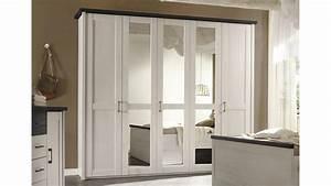 Kleiderschrank Pinie Weiß : kleiderschrank luca pinie wei touchwood spiegel 241 cm ~ Orissabook.com Haus und Dekorationen
