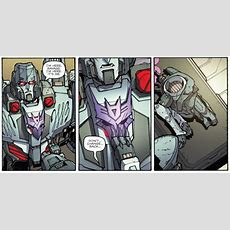 Review Transformers  More Than Meets The Eye #55  Fangirlnation Magazine