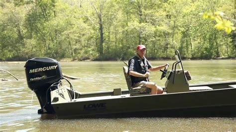 War Eagle Shallow Water Boats by Lowe 1860 Tunnel Jet