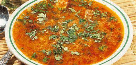 recette cuisine traditionnelle recette chorba frik soupe algérienne recette ramadan