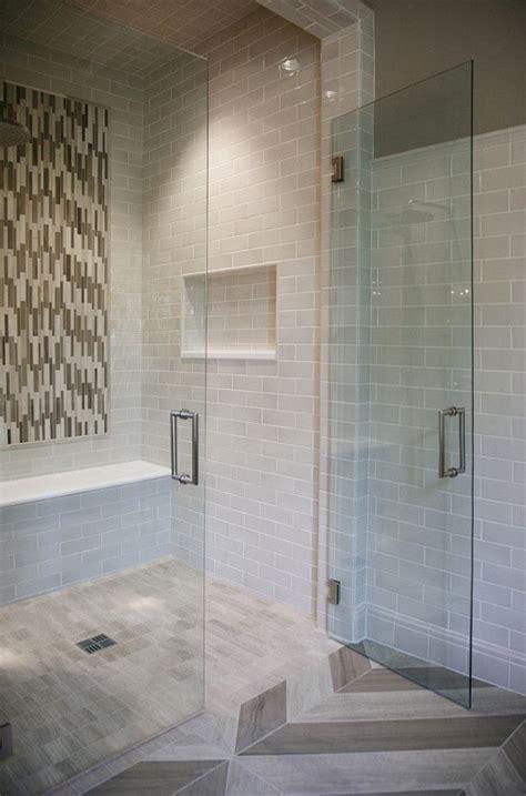 star tribeca    bossy gray shower wall tiles limestone