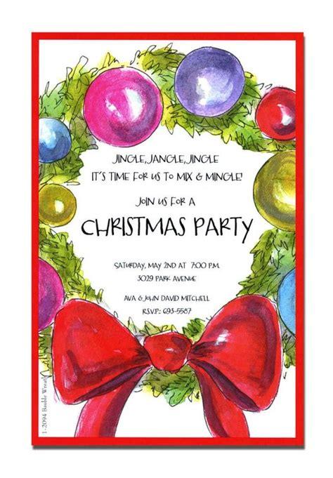 religious invitations impressive christmas party
