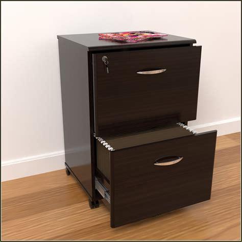 File Cabinet Design Black Wood File Cabinet 2 Drawer