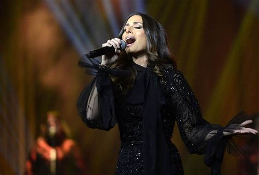 #Saudi #Arabia #Hosts #First #Concert #By #Female #Performer #In