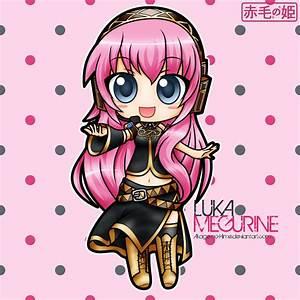 Vocaloid - Luka Megurine by Akage-no-Hime on DeviantArt