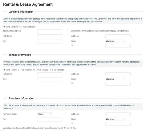 landlord protection agency free forms landlord protection agency free rental forms rental