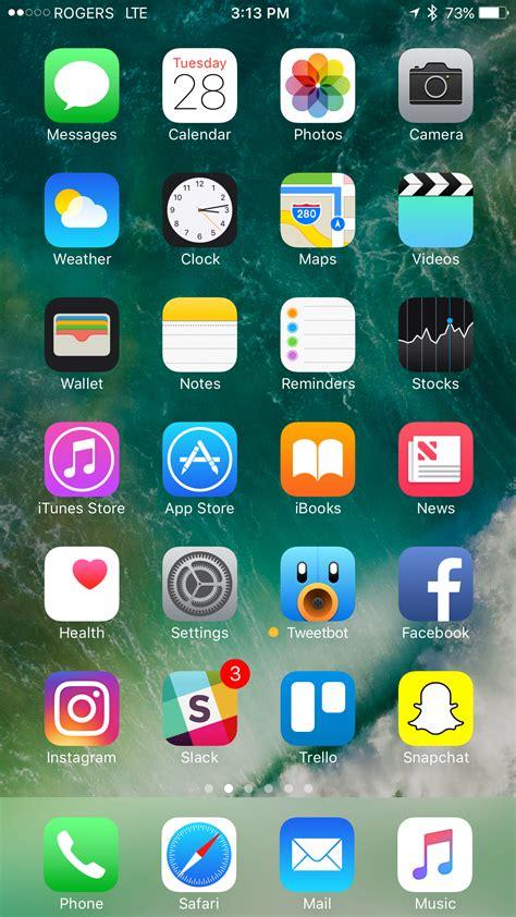 iphone home screen wallpaper homescreen me