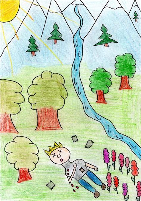 le dormeur du val arthur rimbaud illustration essay