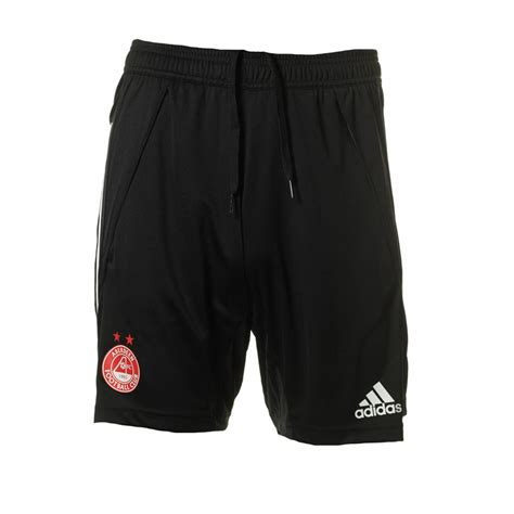 AFC ADULT TRAINING SHORT BLACK - 1st Team Range | Aberdeen FC
