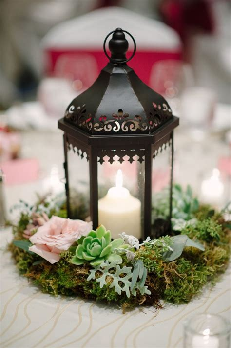 25 Best Ideas About Rustic Lantern Centerpieces On