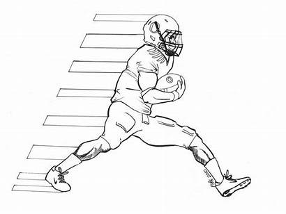 Oregon Coloring Ducks Football Pages Newton Cam
