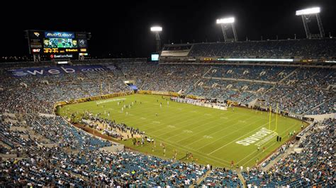 Everbank Field Section 437 Seat Views