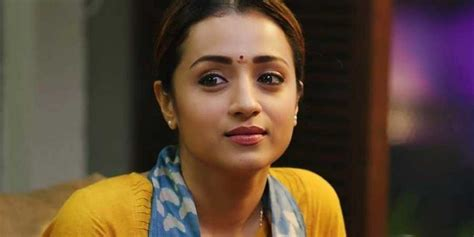 Trisha Calls For A Ban On Tv Premiere Of 96 This Diwali
