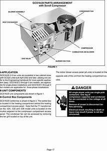 Lennox Furnace Parts Manual Gcs16