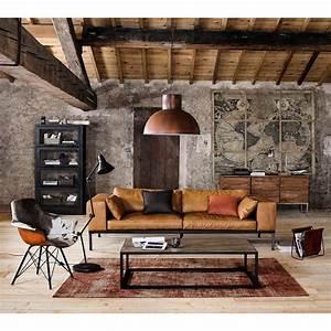 les 25 meilleures idees concernant decor de canape marron With couleur de maison tendance exterieur 9 petit fauteuil en tissu jaune vintage maison du monde