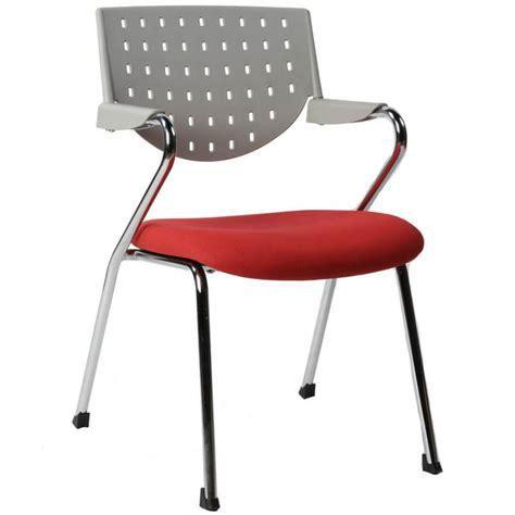 chaise de bureau tissu chaise de bureau design bermudes en tissu et gris